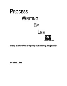CCSS.ELA-LITERACY.W.5.1 Writing Made Easy (Process Writing)