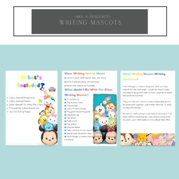 Writing Mascots