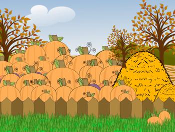 Writing & Math Center {Halloween Theme}