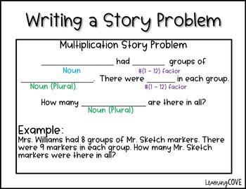 multiplication word problems grade 2