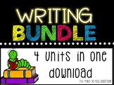 Writing Mega Bundle! {Descriptive, Paragraph, Persuasive,