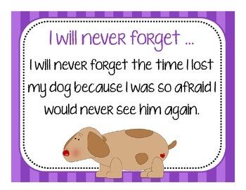 Writing Memorable Endings