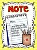 Writing Menu Posters {27 Posters & 8 Writing Templates)