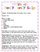 Writing Mini-Lesson (using Fancy Nancy books)