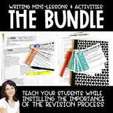Writing Mini-Lessons & Activities Bundle