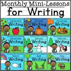 Writing Mini-Lessons Bundle
