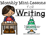 Writing Mini-Lessons December