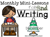 Writing Mini-Lessons December Second Grade