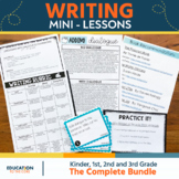 Writing Mini-Lessons for Primary