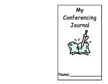 Writing-My Conferencing Journal (Proofreading Symbols-Treasure Writing)