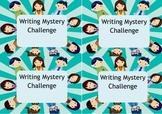 Writing Mystery Challenge