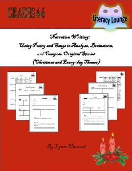 Writing Narratives Using Christmas Carols