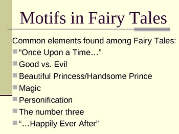 Writing Newfangled Fairy Tales (Parody)