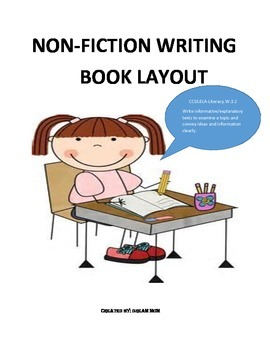 Writing Non-Fiction (Book Layout)