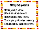 Writing Norms