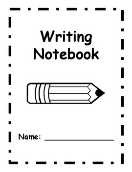 Writing Notebook