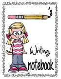 Writing Notebook Cover