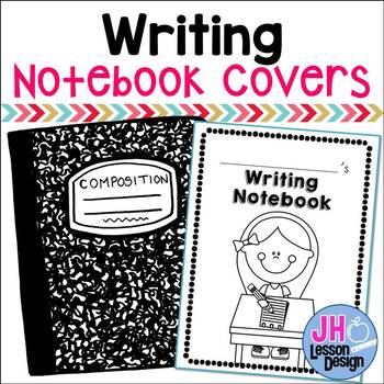 Writing Notebook Covers