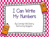 Writing Numbers 1-120