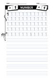 Writing Numbers 1 - 3
