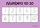 Writing Numbers Game - TeachLearnCreate