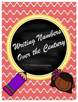Writing Numbers - Over the Century