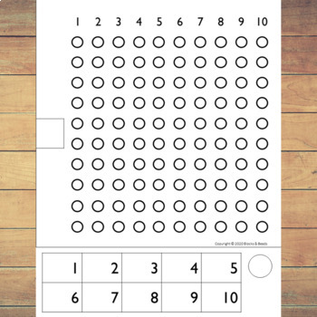 Writing Numbers in Base 10 Flip Cards