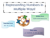 Writing Numbers in Multiple Ways