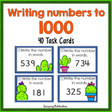 Writing Numbers to 1000