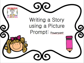 Writing Prompt- Writing Using an Image