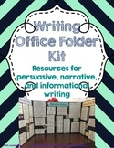 Writing Office Folder Kit
