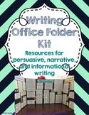 Writing Office Folder Kit