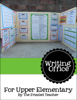 Writing Office {Upper Elementary}