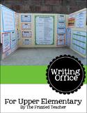 Writing Office {Upper Elementary}