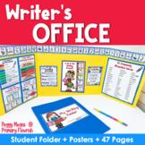 Writing Office Kit and Writer's Folder