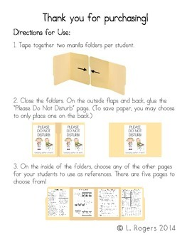 """Student Writing """"Offices"""" / Writer's Workshop Resources"""