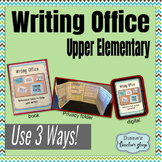 Writing Resources Office for Upper Elementary - Distance Learning