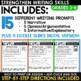 Writing On Demand Prompts & Scoring Rubrics (Grades 3-6)