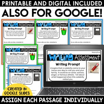 Opinion Writing Prompts and Scoring Rubrics | Writing on Demand