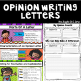 Writing Opinion Letters For Social Action