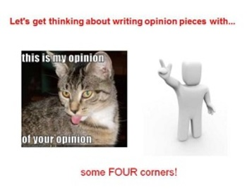 Writing Opinion Pieces