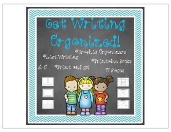 Writing Organizers