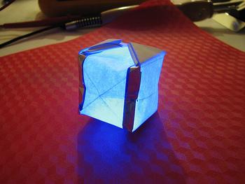 Writing, Origami & Rhythm