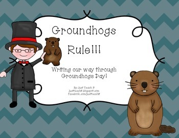 Writing Our Way Through Groundhog's Day Groundhogs Day