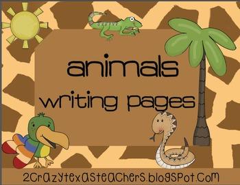 Writing Packets Bundle #1