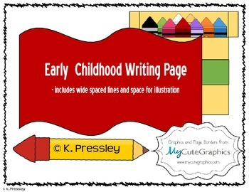 Writing Page