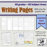 Writing Pages (Magazine, Newspaper, Website) - To meet Com