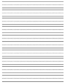 Writing Paper