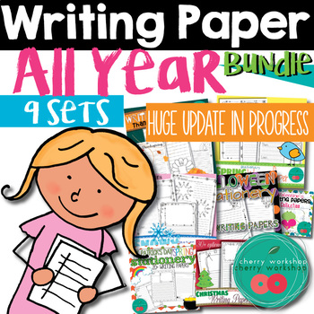 Writing Paper Bundle
