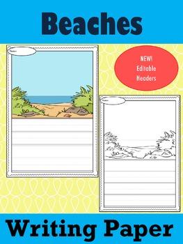 Writing Paper : Beaches